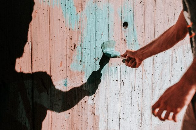 Pintar paredes de casa (Imagen: Unsplash)