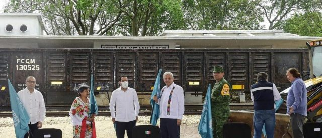 Sube precio del Tren Maya: tendría tramo eléctrico