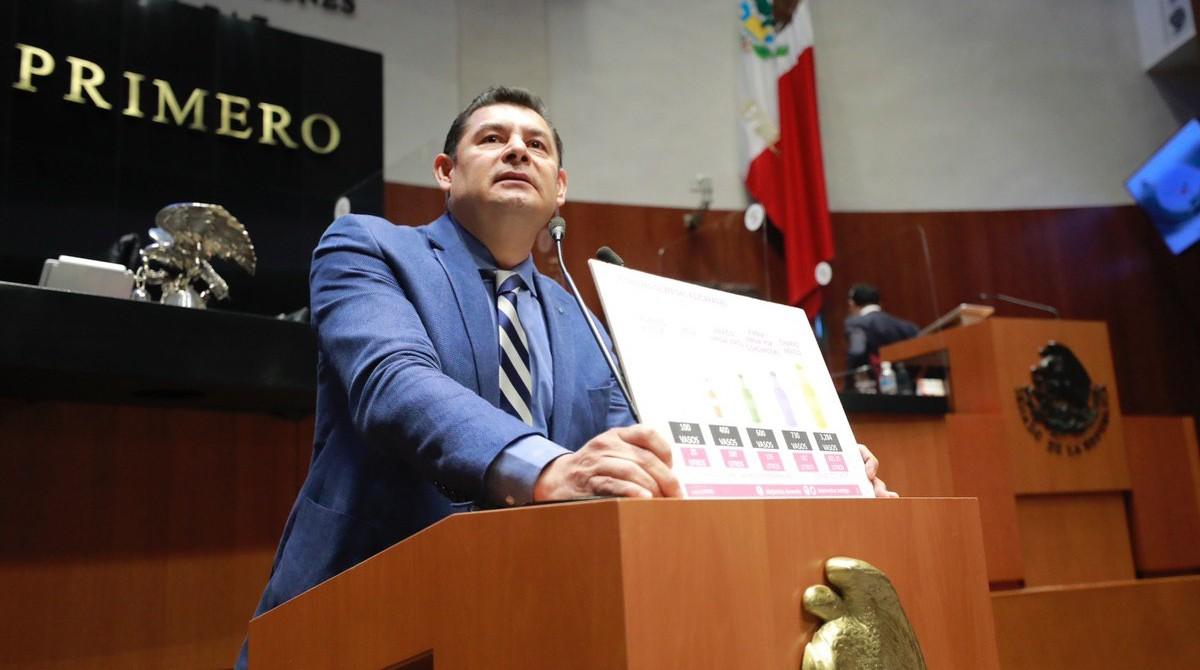 Morena lanza iniciativa de ley para nacionalizar el litio