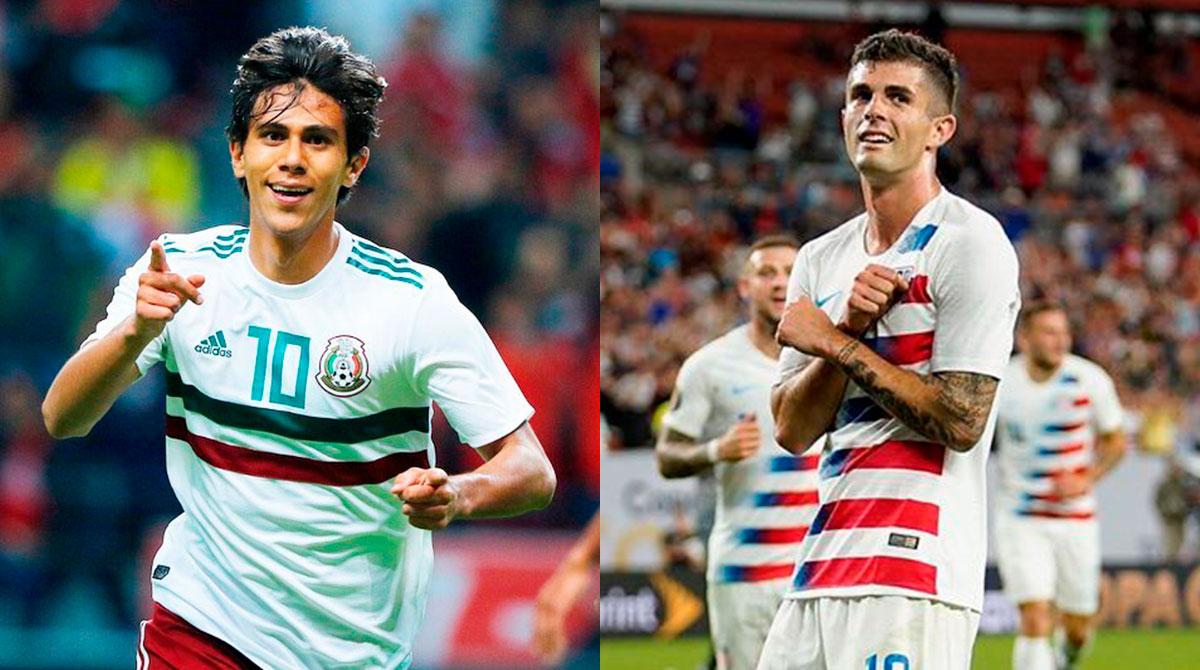 Selección Mexicana y Estados Unidos: ¿Quién tiene los jóvenes más valiosos?