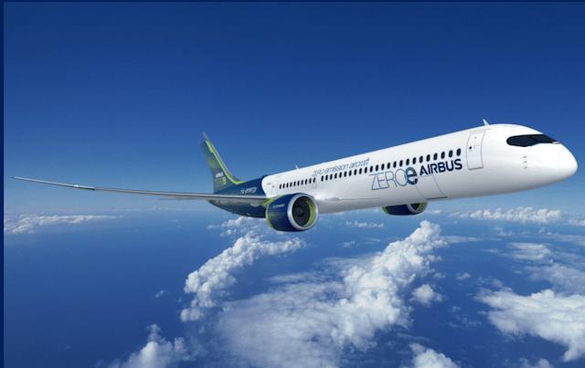 Airbus aviones (Imagen: Airbus)