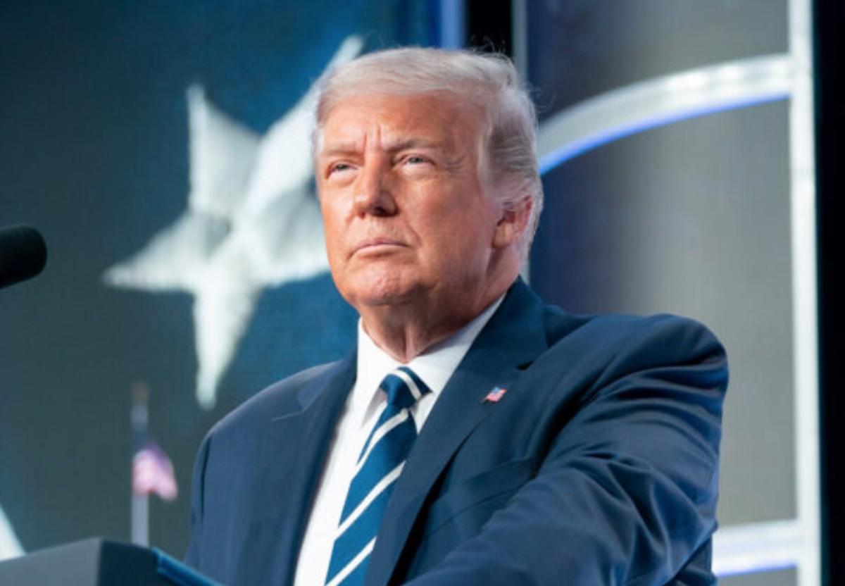 Donald Trump en la Casa Blanca (Imagen: Casa Blanca)