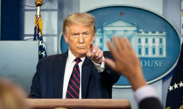 El presidente de Estados Unidos, Donald Trump (Imagen: Casa Blanca)