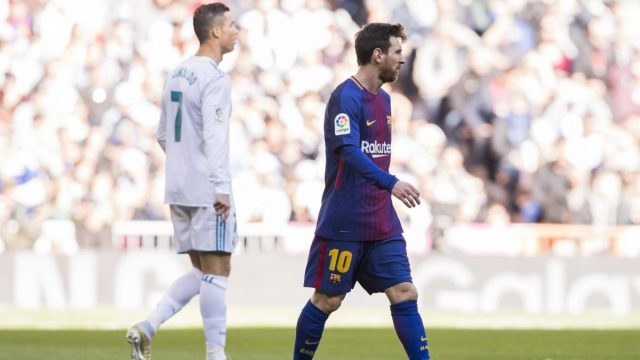 Messi o Cristiano Ronaldo: Estas son las piernas que valen más