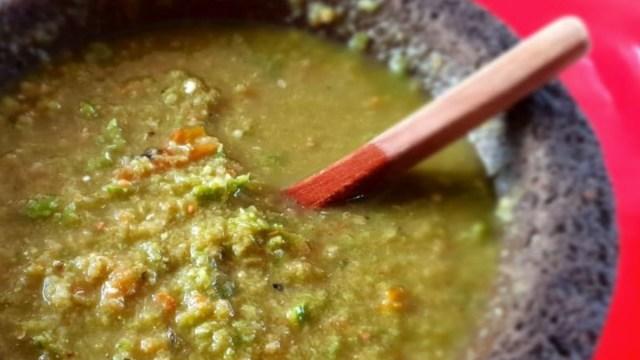 Salsa verde (Imagen: Twitter @webcamsdemexico)