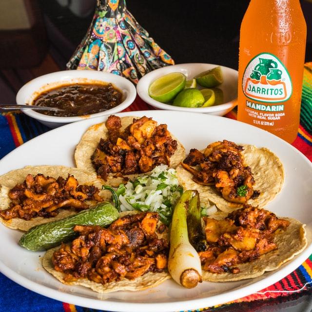 tacos, plato de tacos, inflacion, precios, indice inflacionario, inegi