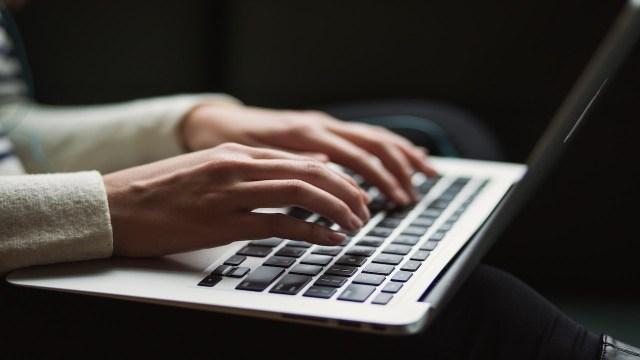 Trabajo de escritor web (Imagen: Unsplash)