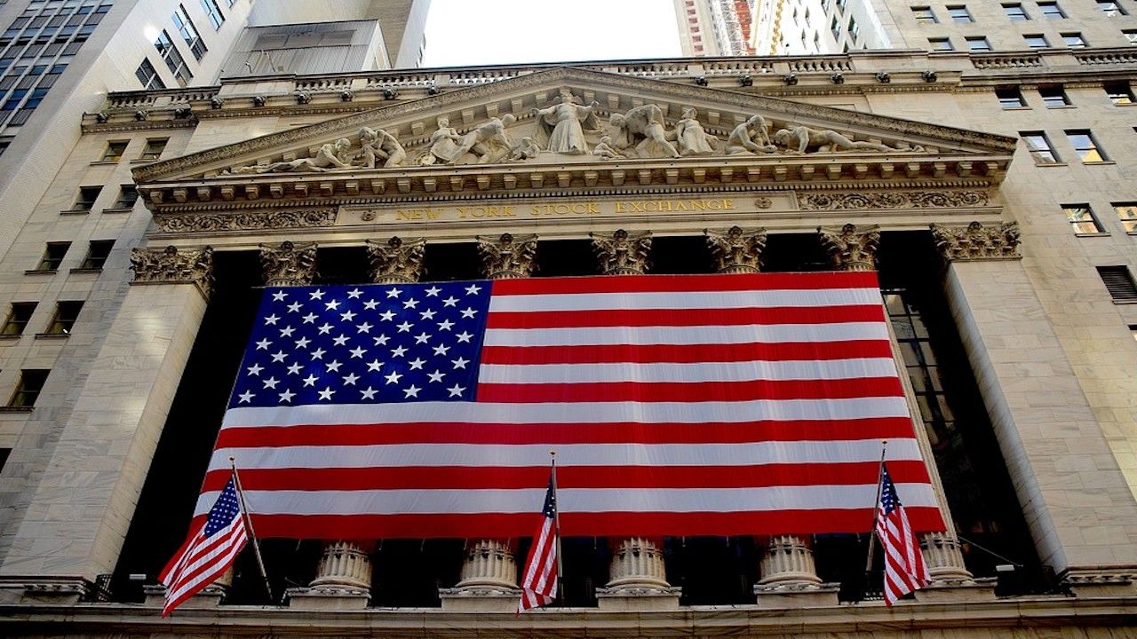 Fachada de Wall Street (Imagen: pixabay)