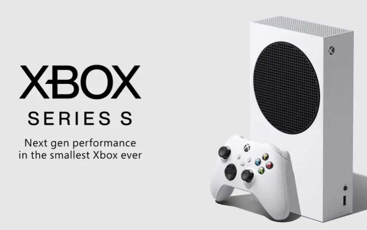 Microsoft confirma el precio de su Xbox Series S será de 299 dólares (Imagen: Twitter @Xbox)