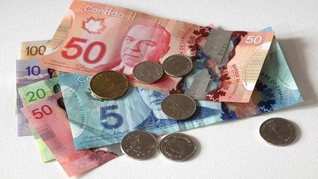 dólar canadiense en pesos mexicanos