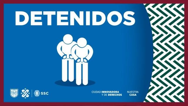 La Secretaría de Seguridad Ciudadana de la Ciudad de México (CDMX) detuvo a dos mujeres que hacían robo de cajeros automáticos