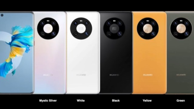Precio de las diferentes versiones del Huawei Mate 40