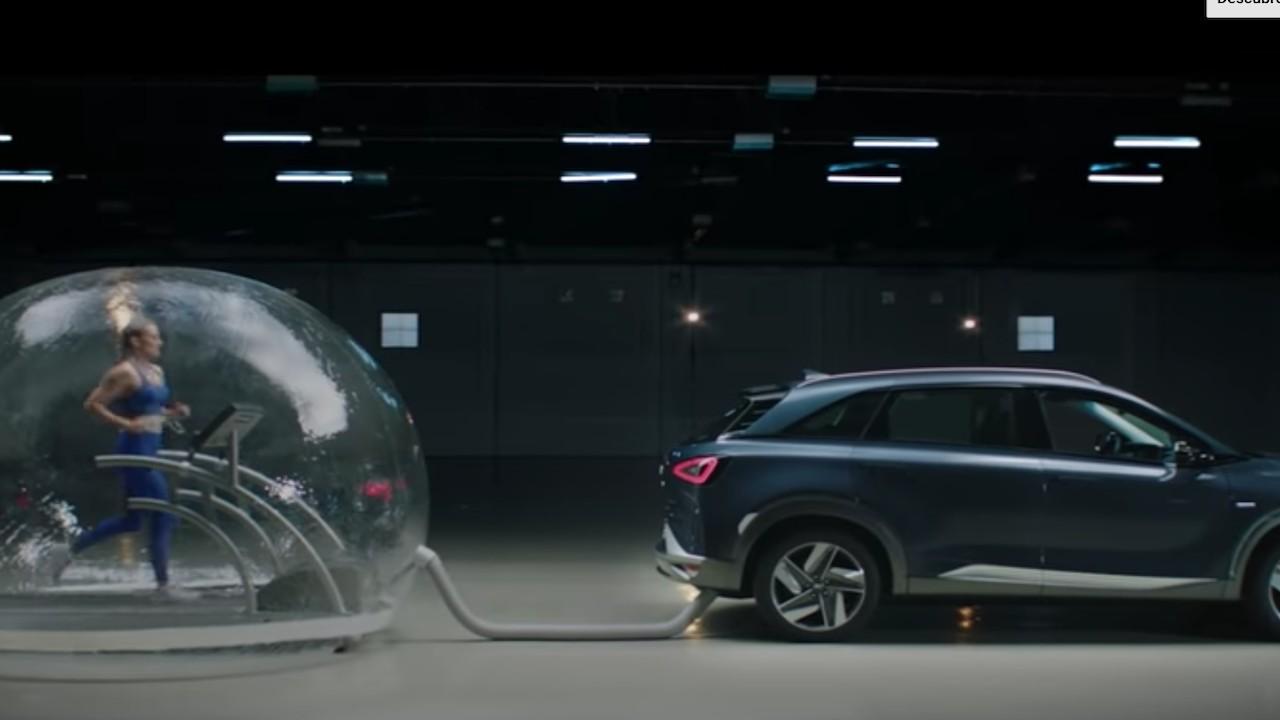 Auto de Hyundai purifica y optimiza la calidad del aire cada vez que avanza (Imagen: Hyundai)
