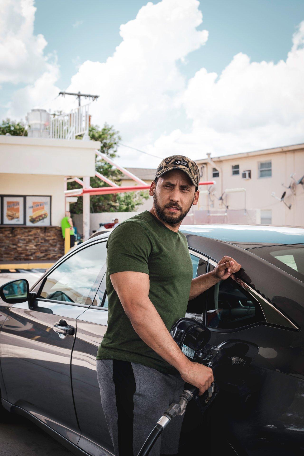 gasolina, carga gasolina, precio de gasolina
