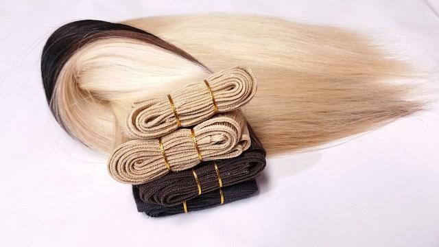 Extensiones de cabello (Imagen: pixabay)