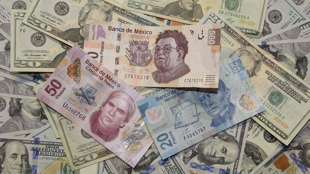 Billetes Mexico