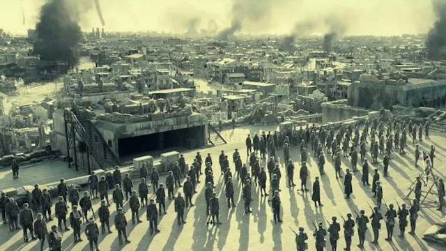 "Escena de ""Los Ochocientos"" (Imagen: Trailer THE EIGHT HUNDRED)"