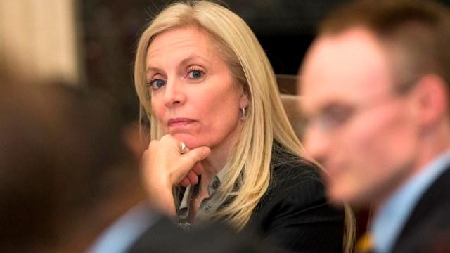 Lael Brainard podría ser la próxima secretaria del Tesoro si gana Biden (Imagen: prospect.org)