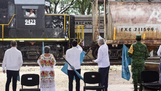 Se encarece Tren maya 17 mil mdp más de lo esperado en enero