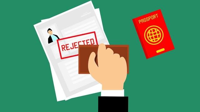 Visa rechazada por embajada o consulados de Estados Unidos (Imagen: pixabay)