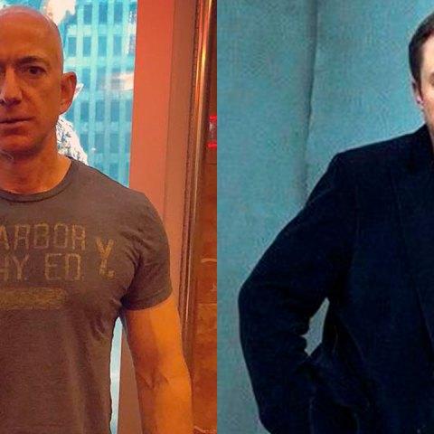 Estos rasgos te harán ser conseguir el éxito como Jeff Bezos o Elon Musk