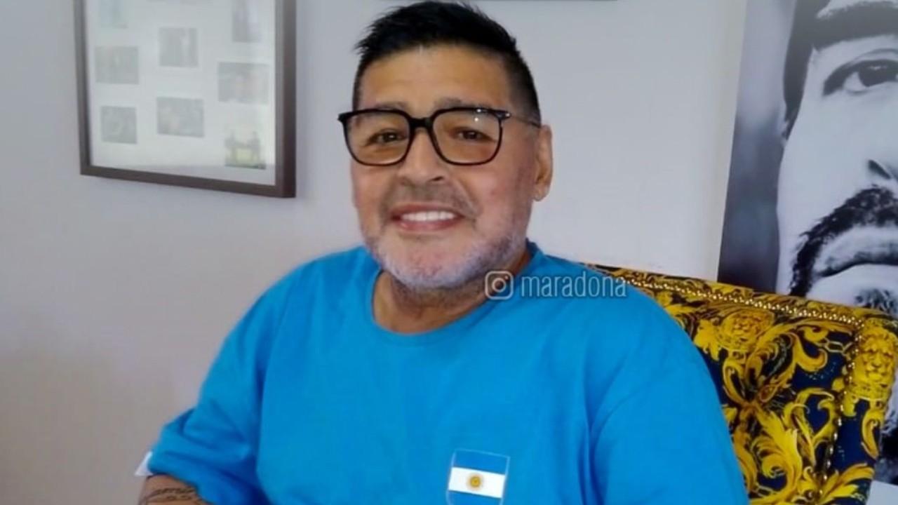 Destapan que Maradona tenía problemas económicos