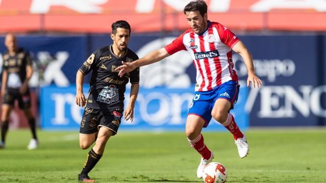 Precio que el Atlético de Madrid habría puesto para vender al San Luis