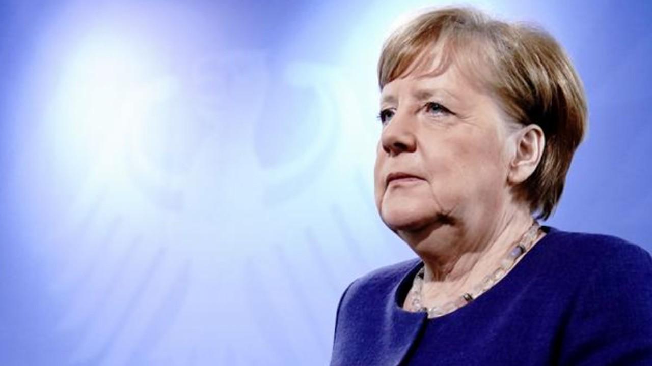 La canciller alemana Angela Merkel (Imagen: Twitter @EarlyOttoman)