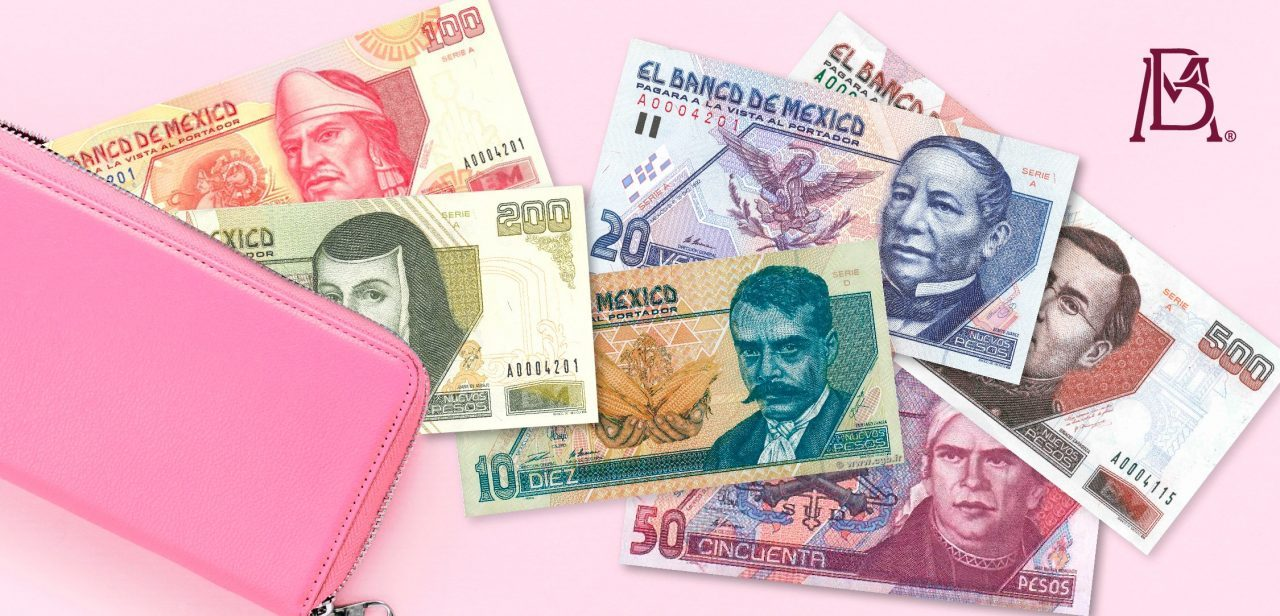 ¿Tienes billetes viejos o maltratados?