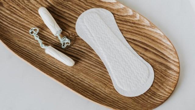 Productos para la menstruación gratis es una realidad en Escocia (Imagen: pexels)