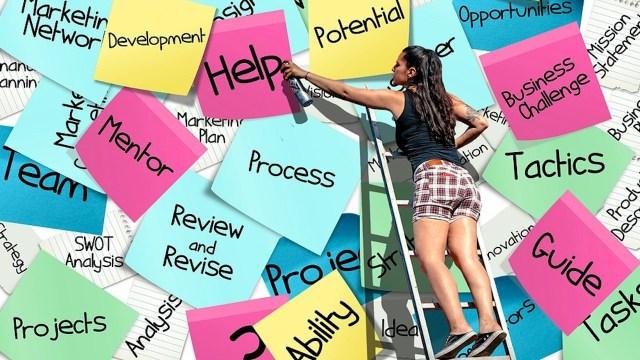 Trabajo independiente y emprendedores (Imagen: pixabay)
