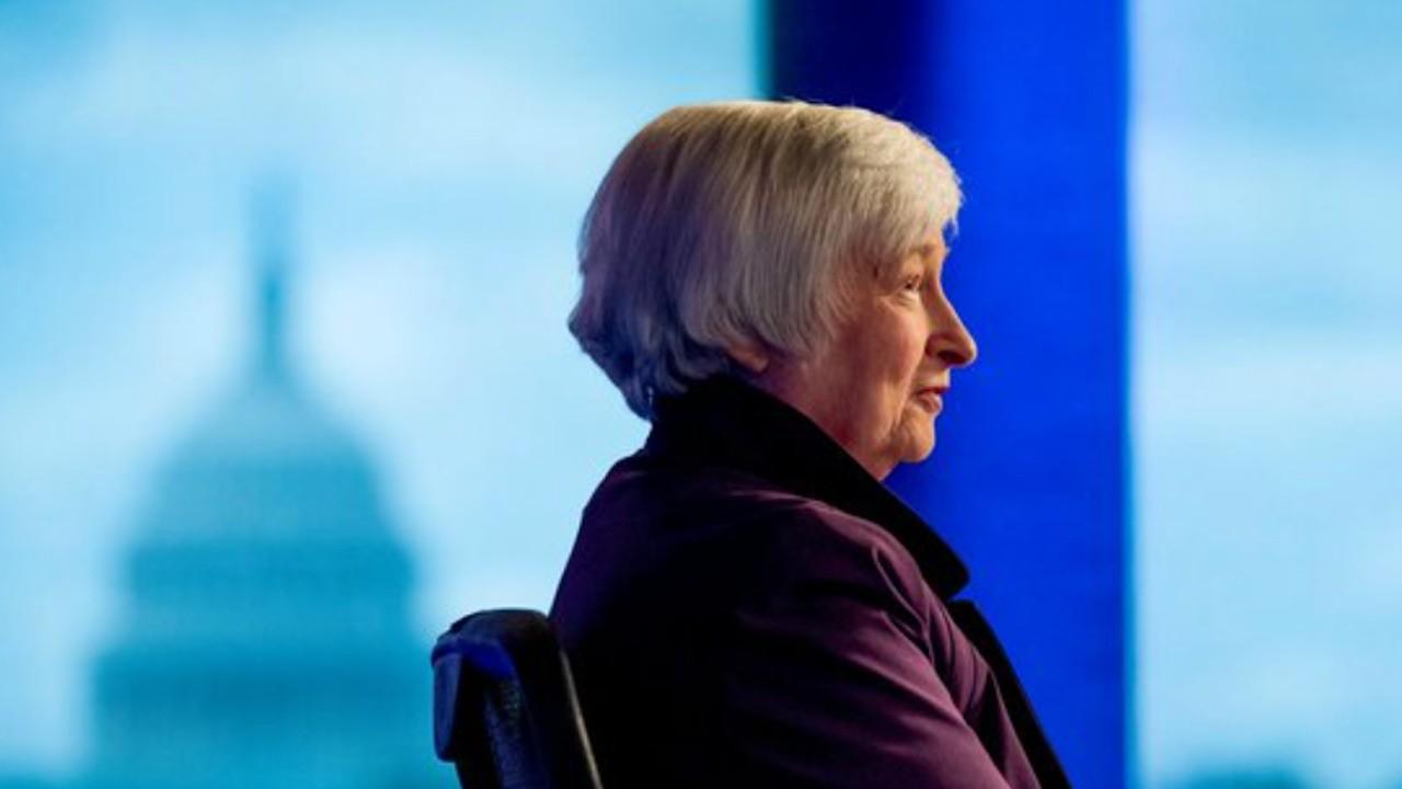 Janet Yellen, expresidenta de la Fed es elegida por Biden ocupar el Tesoro (Imagen: Twitter @JuanPaolicchi)