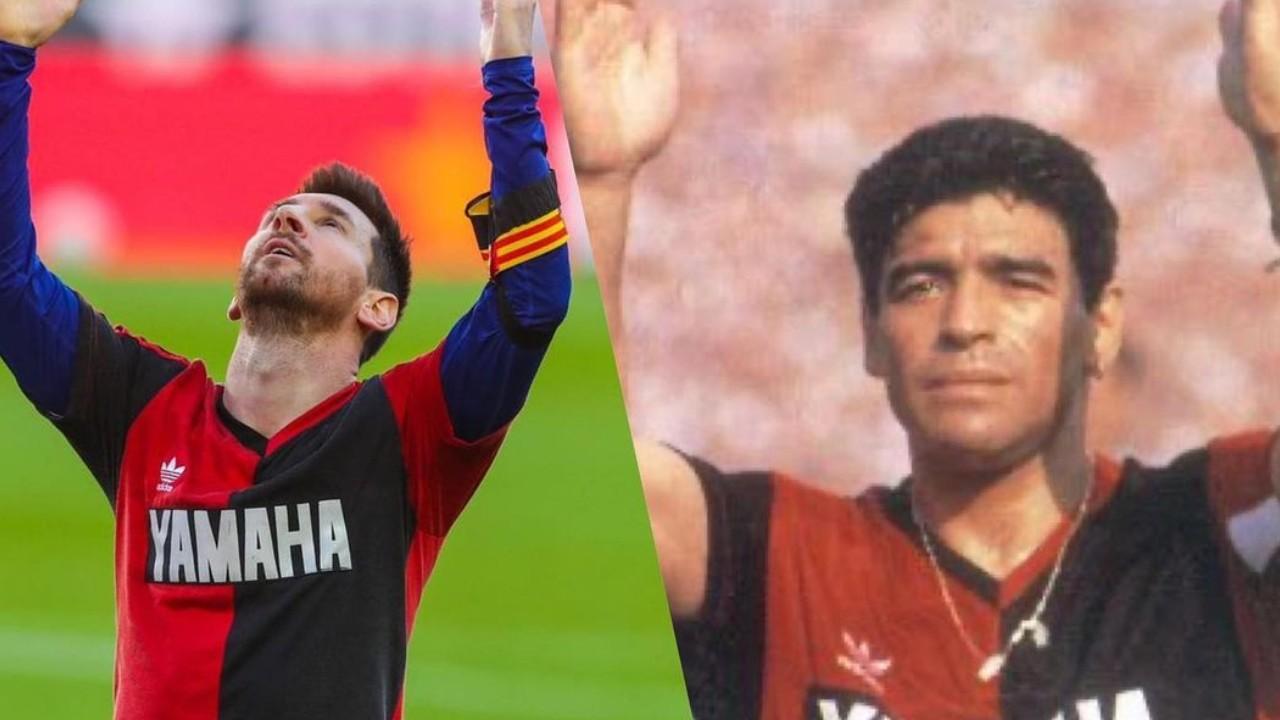 Esto pagaría de multa el Barcelona por el homenaje de Messi a Maradona