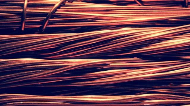 Importancia del cobre para China (Imagen: pixabay)