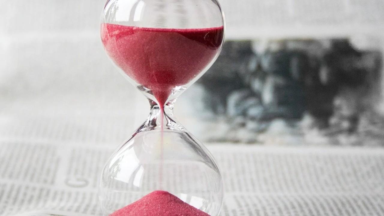 ¿Cómo tener más tiempo para ti? (Imagen: pixabay)