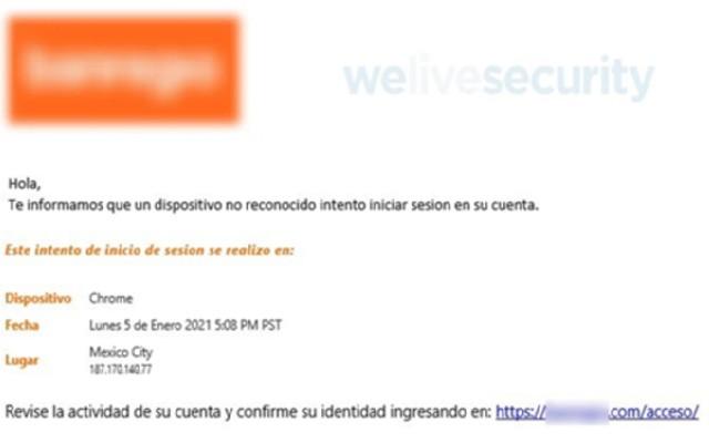 Así comienza la nueva forma de phishing