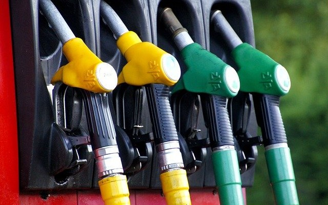 Despachadores de gasolina