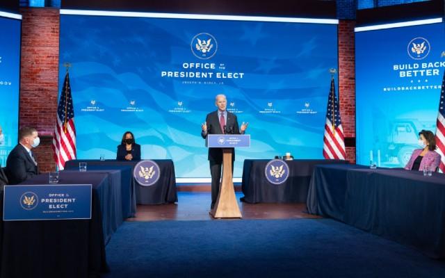 Joe Biden es el nuevo presidente de Estados Unidos y su elección influyó en el precio del dólar