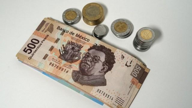 Venta de billete de 50 pesos
