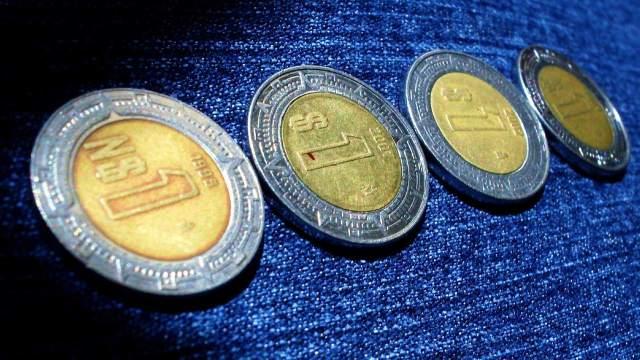 Según Banxico esto valen los Nuevos Pesos