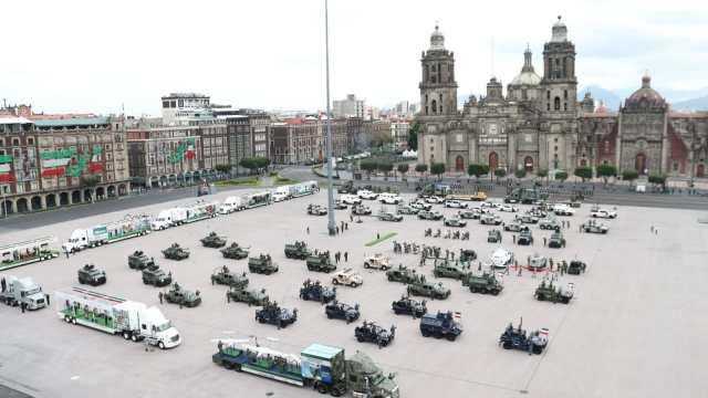 Día del Ejército: ¿Cuál es el presupuesto que se destina en México a defensa?