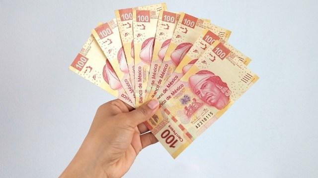 Así debe ser un billete de 100 pesos si lo quieres vender en mil 200