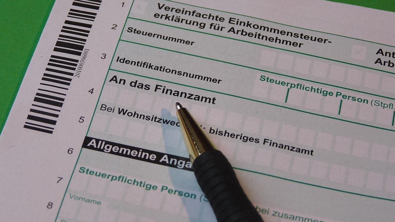Formato para devolución de Impuestos