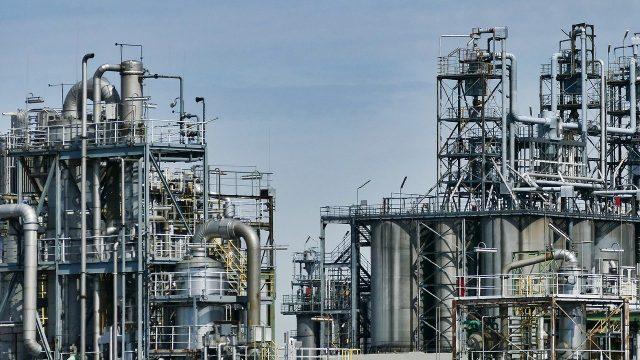 refinerías Pemex