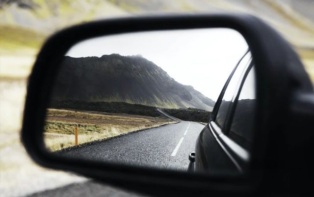 Manten una velocidad constante al manejar
