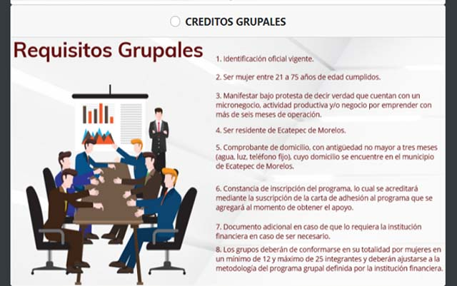 Créditos a pymes en Ecatepec