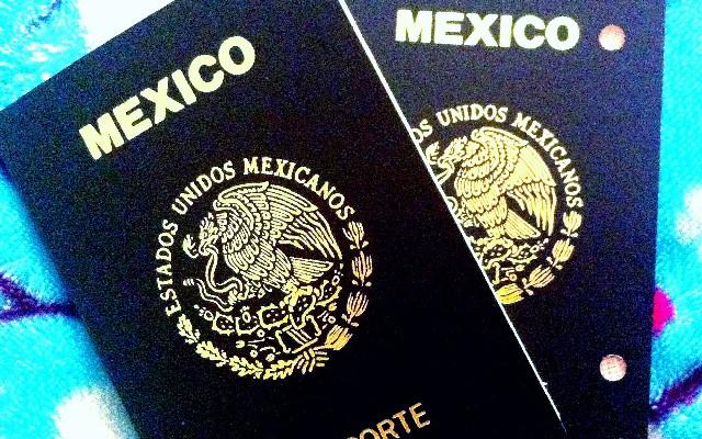 Hay tres tipos de pasaporte mexicano y cada uno tiene sus características