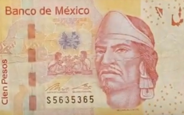 Este billete es catalogado como radar