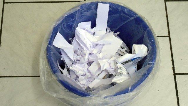 Tirar basura te hace caer en fraudes aquí te decimos cómo