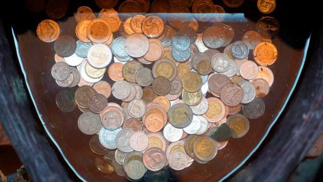 Valor de las monedas